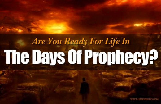 The Days of Biblical Prophecy!!