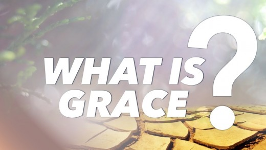 God the Father is the One Who Gives Out Grace!