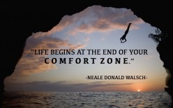 "Stuck between dull and a hard fate: the strange paradox of ""leaving your comfort zone"""