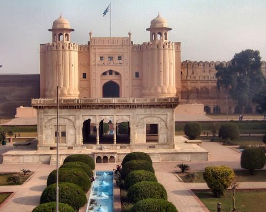 Lahore Fort (Shahi Qila)