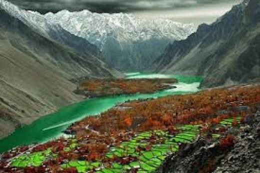 Hunza Valley (northern Pakistan)