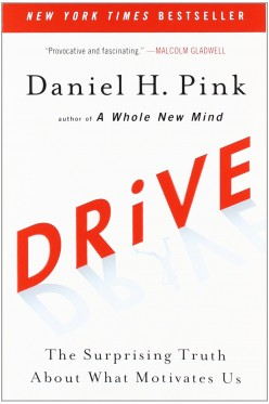Drive: what motivates us? Book Review
