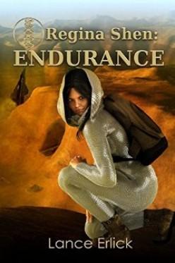 Regina Shen: Endurance (book 4) Review