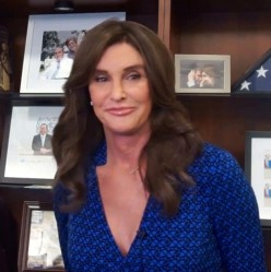 Caitlyn Jenner is really trying to find her way