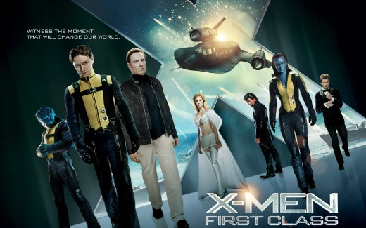 """The first in this present trilogy. """"Apocalypse"""" is meant to wrap it up. Original director was Matthew Vaughn of """"Kingsman"""" and """"Layer Cake"""" fame."""