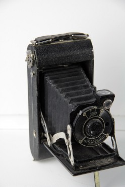 The Early Days Of Photography, Glass Negatives And The Pocket Kodak Camera Mystery