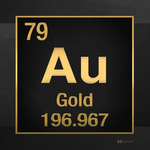 Gold is a rather ordinary element on the periodic table. But it is 'lucky' in the sense that it fulfills all the requirements necessary for an effective currency, accounting for its value in today's Society.