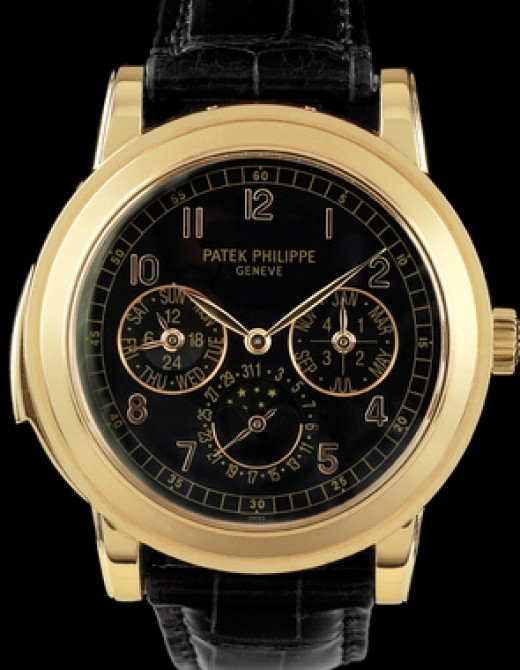 This watch sells for 600,000, does it let you time travel? No. does it offer telepathic connection with other rich people? No. Does it make you look filthy rich and proud of it? Yes.