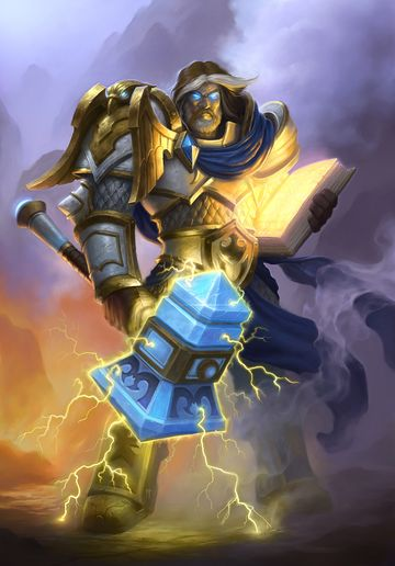 Paladin - Uther