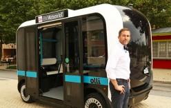 Olli Self Driving Minibus