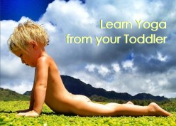 Yoga is Child's Play