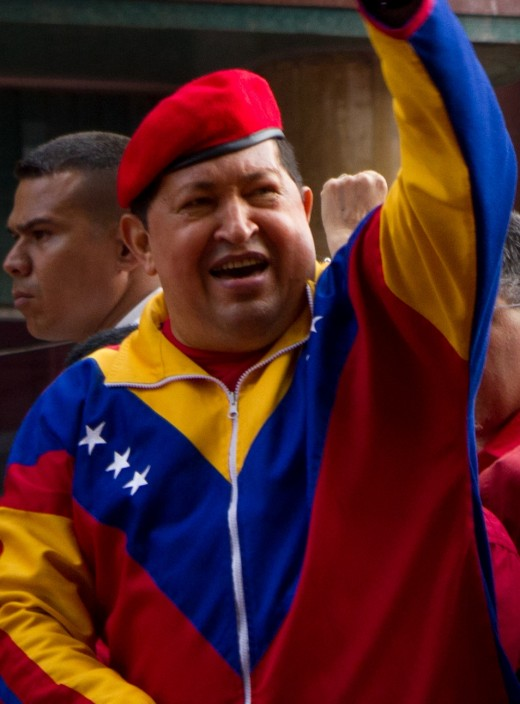 Hugo Chavez (Venezuela)