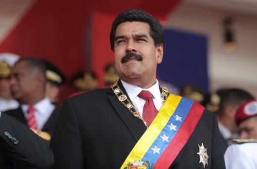 President Nicolas Maduro (Venezuela)