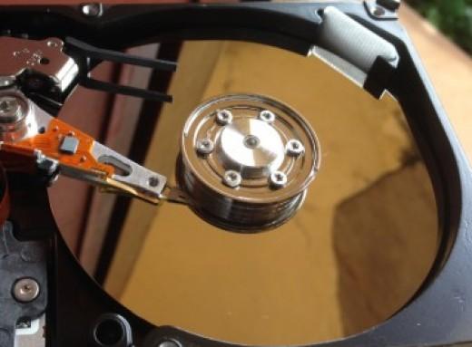 Hard disk drive platters
