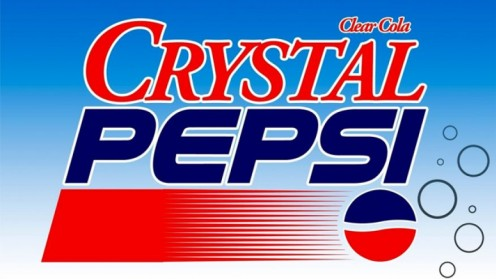 The Crystal Pepsi Comeback
