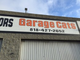 "TOP ""GARAGE CATS"" MOST REASONABLY PRICED AUTO MECHANICS THIS SIDE OF THE SAN FERNANDO VALLEY CA at 8332 Tampa Ave, Northridge (818) 427-2652! We beat out the others with the reasonable pricing you want your ""baby"" running its best on! We at GARAGE CA"