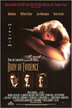 Cinematic Hell: Body of Evidence (1993)