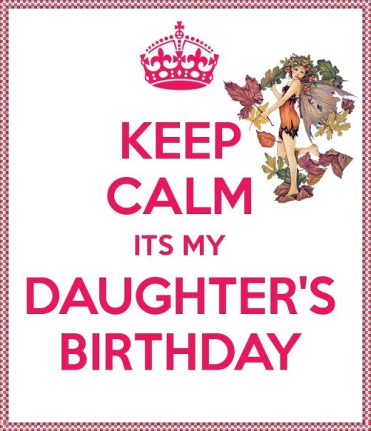 Happy Birthday Quotes for Daughter From Mom – Happy Birthday Greeting Photo