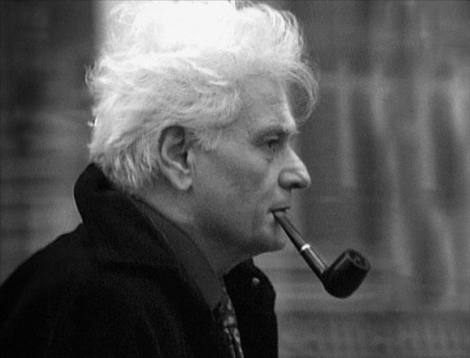 Jacques Derrida.