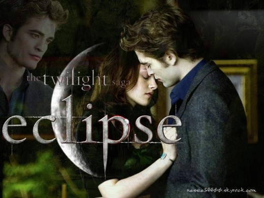 Twilight - Another Book Series Turned into a Movie Franchise, Both Extremely Successful, and It Is Through This Series That Vampires and Were-Wolves were Once Again Made Popular in the Fantasy Scene, for Both Books and Movies