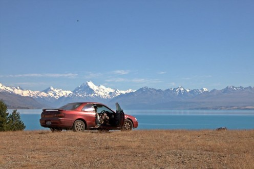 Road Tripping in New Zealand's South Island