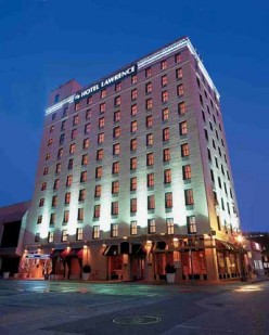 Haunted Hotels, The Hotel Lawrence, Dallas, Texas