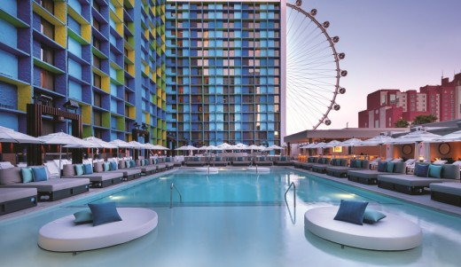 The Pool at LINQ