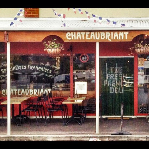 Chateaubriant, A French Style Deli and Cafe, Devonport, Auckland