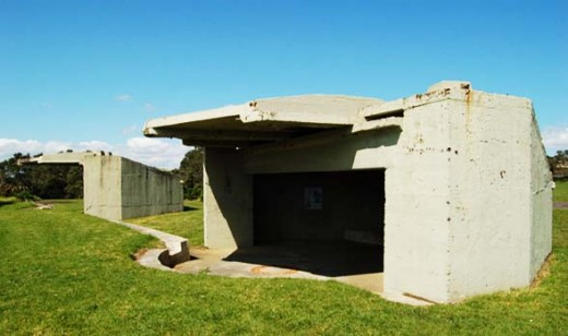 Fort Takapuna, Devonport