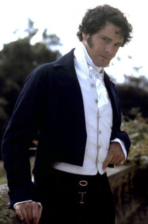 Mr Darcy in breeches? Swoon!