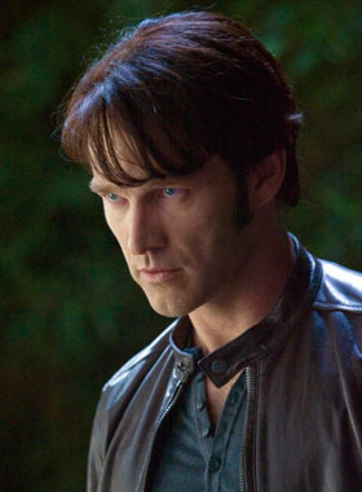 We'd love to sink our teeth into True Blood's Bill Compton