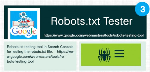 Robots.txt tester to check robots.txt file