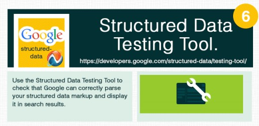 Useful for test your structured data markup.