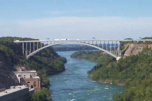 Lewiston-Queenston Bridge