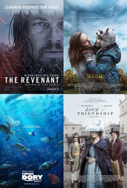 2016 in Movies: The First Six Months