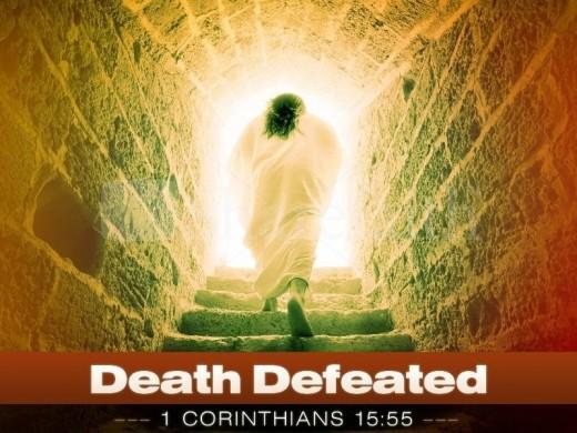 Jesus Conquered All!!