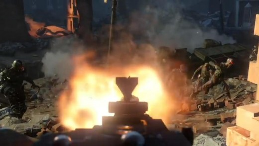 "The Mountable MG42 is also making a return in ""Gorod Krovi"" Zombies!"