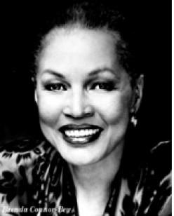 Honoring Poet Laureate, Brenda Connor-Bey