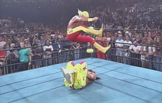 HULK HOGAN HAS BETRAYED WCW!