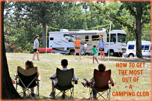 RV clubs vary greatly.  Make sure you know the details before you join one.