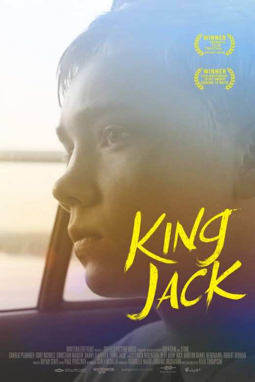King Jack (Tribeca Film Festival) Movie Poster