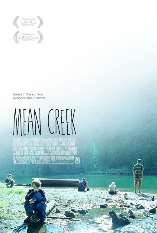 Mean Creek (Cannes/Sundance) Movie Poster