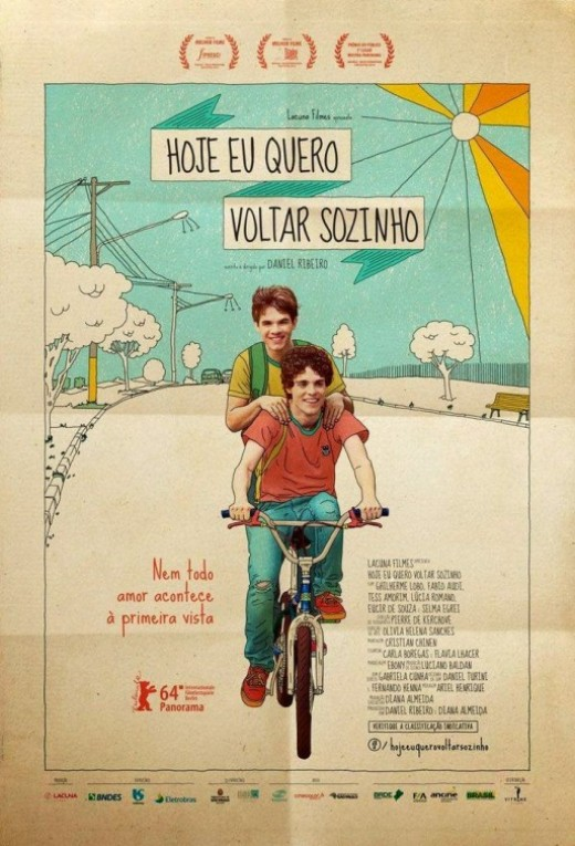 The Way He Looks (Los Angeles LGBT Festival) Movie Poster