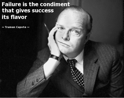 The Failuristic Flavor of Success