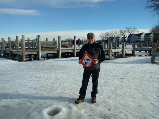 Winter on Lake Minnetonka