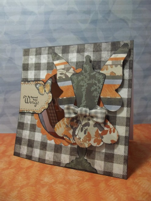 Card made by Fabrizio Martellucci using HOTP supplies and sketch by Pagemaps