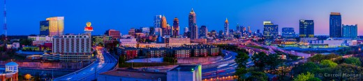 Atlanta, GA. has produced a bevvy of artists who have gone on to international stardom.