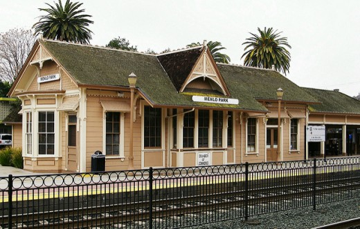 Menlo Park - National Record of Historic Places.