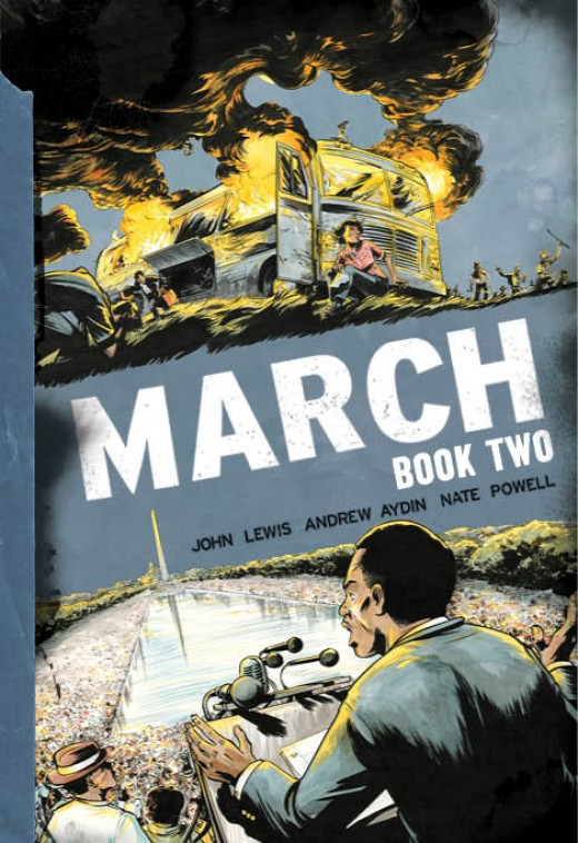 March brings the lessons of history to vivid life for a new generation, urgently relevant for today's world.