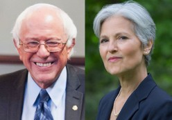 Jill Stein Invites Bernie Sanders to Take Top of Green Party Presidential Ticket